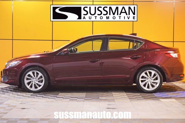 Certified Pre-Owned 2016 Acura ILX w/Technology Plus Pkg