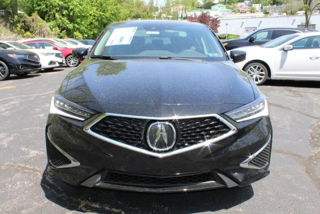 New 2019 Acura ILX w/Technology Pkg