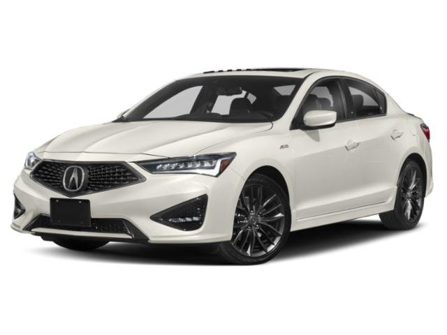 New 2020 Acura ILX w/Technology/A-Spec Pkg