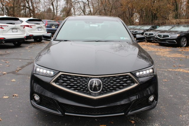 New 2019 Acura TLX w/A-SPEC Pkg