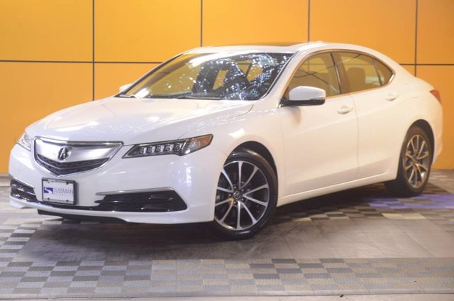 Certified Pre-Owned 2017 Acura TLX V6 w/Technology Pkg