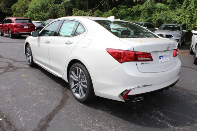 New 2020 Acura TLX w/Technology Pkg