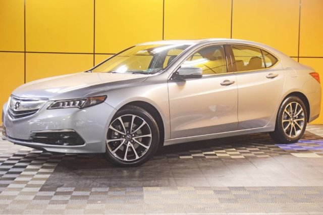 Certified Pre-Owned 2016 Acura TLX V6 Tech