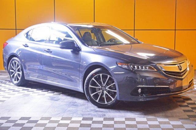Certified Pre-Owned 2015 Acura TLX V6 Advance
