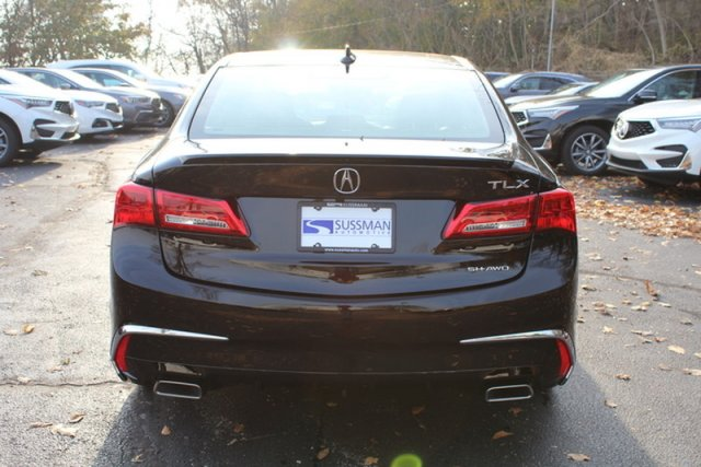 New 2019 Acura TLX w/Advance Pkg