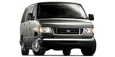 New 2007 Ford Econoline Cargo Van Commercial