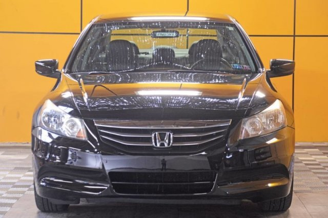 Certified Pre-Owned 2012 Honda Accord Sdn SE