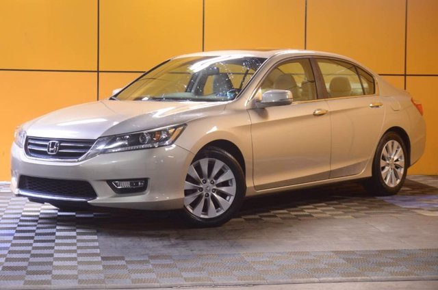Pre-Owned 2013 Honda Accord Sdn EX-L