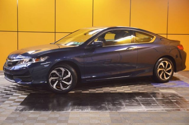 Certified Pre-Owned 2017 Honda Accord Coupe LX-S