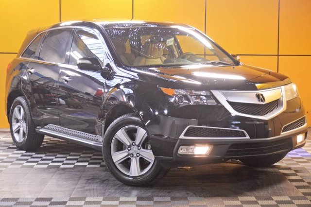 Certified Pre-Owned 2012 Acura MDX Tech Pkg
