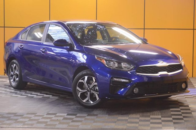 Pre-Owned 2020 Kia Forte LXS