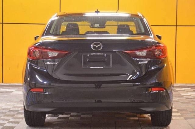 Certified Pre-Owned 2018 Mazda3 4-Door Grand Touring
