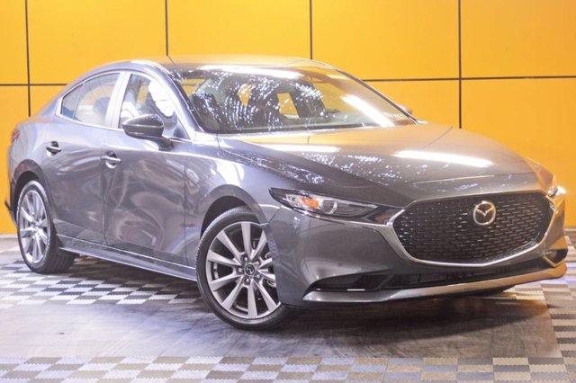 Certified Pre-Owned 2019 Mazda3 Sedan w/Preferred Pkg