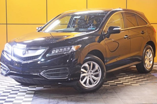 Certified Pre-Owned 2017 Acura RDX w/Technology Pkg