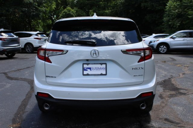 New 2020 Acura RDX w/Technology Pkg