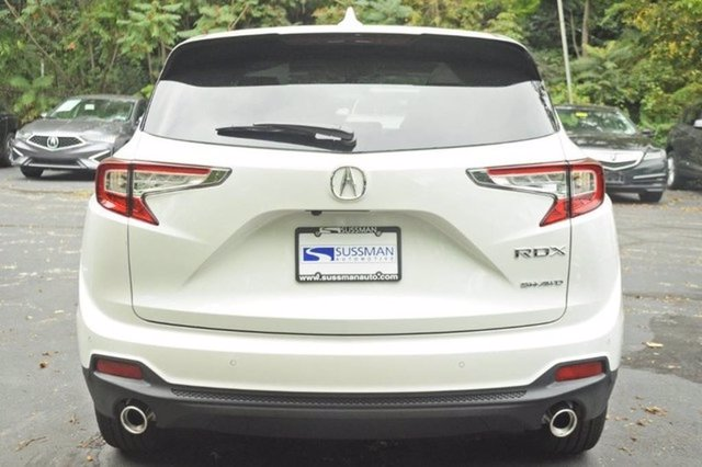 New 2021 Acura RDX w/Technology Pkg