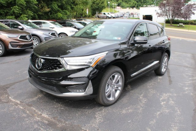 New 2020 Acura RDX w/Advance Pkg