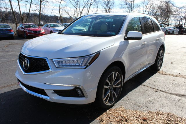 New 2020 Acura MDX w/Advance/Entertainment Pkg