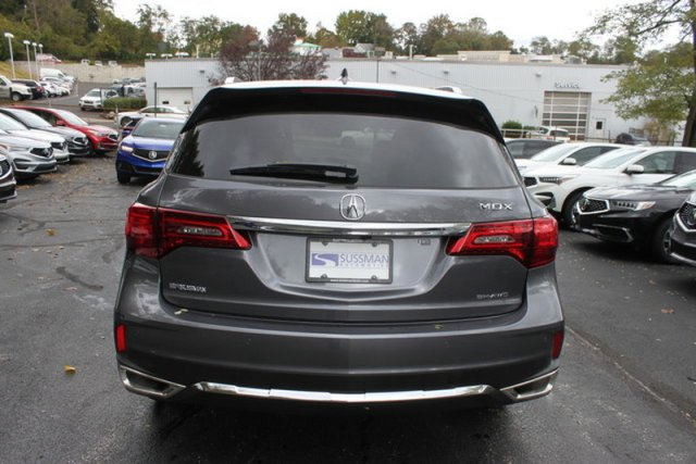 New 2018 Acura MDX w/Advance/Entertainment Pkg