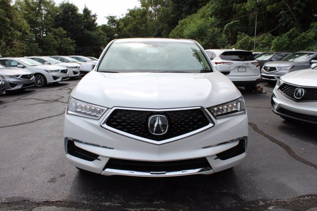 New 2020 Acura MDX Sport Hybrid w/Technology Pkg