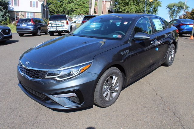 New 2020 Kia Optima