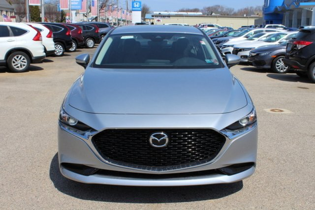 Pre-Owned 2019 Mazda3 Sedan w/Preferred Pkg