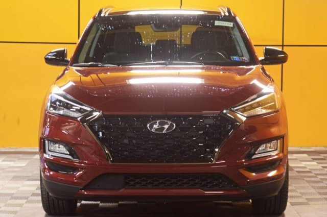 Certified Pre-Owned 2019 Hyundai Tucson Night