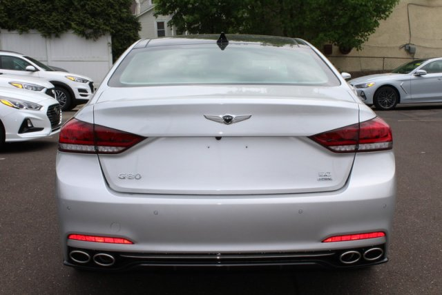 New 2019 Genesis G80 5.0L Ultimate