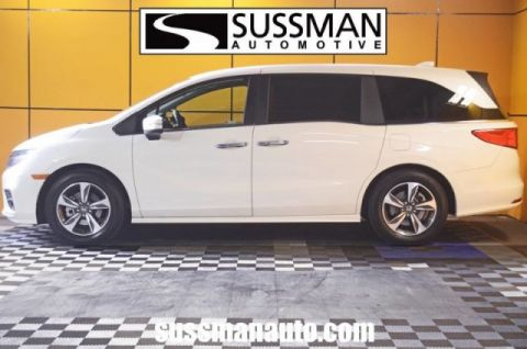 Certified Pre-Owned 2019 Honda Odyssey Touring