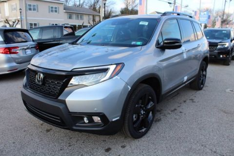 New 2020 Honda Passport Elite