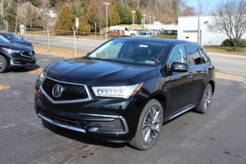 New 2019 Acura MDX Sport Hybrid w/Technology Pkg