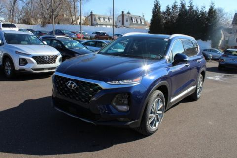 New 2019 Hyundai Santa Fe Limited