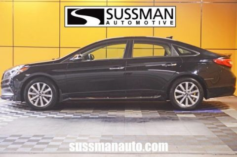 Certified Pre-Owned 2017 Hyundai Sonata Limited