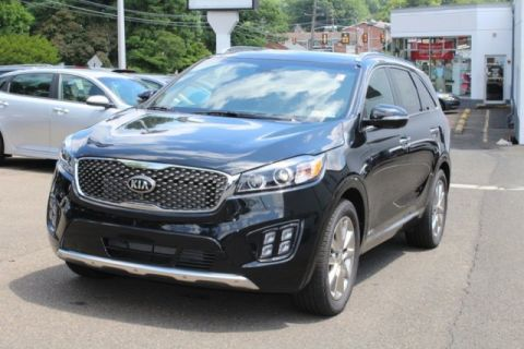New 2018 Kia Sorento SX Limited V6