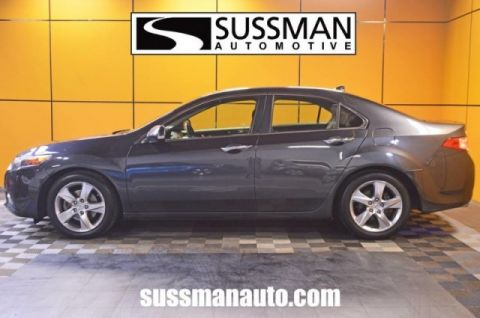 Certified Pre-Owned 2013 Acura TSX Tech Pkg